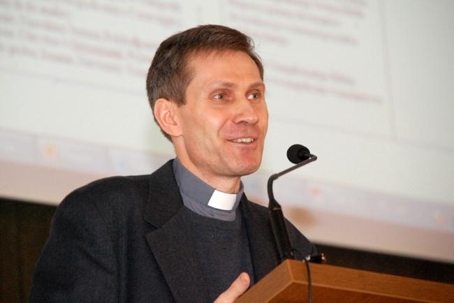 ks. prof. Wojciech Pikor