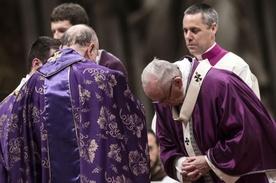 Franciszek ostrzega przed pułapkami