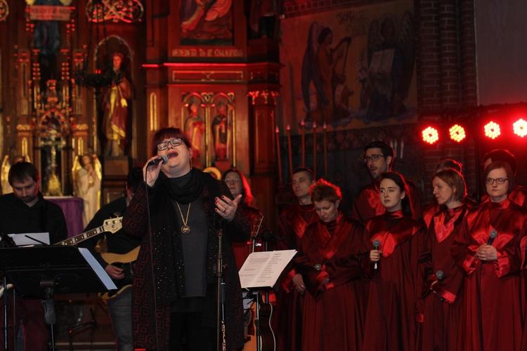 Koncert z Beatą Bednarz w Żyrardowie