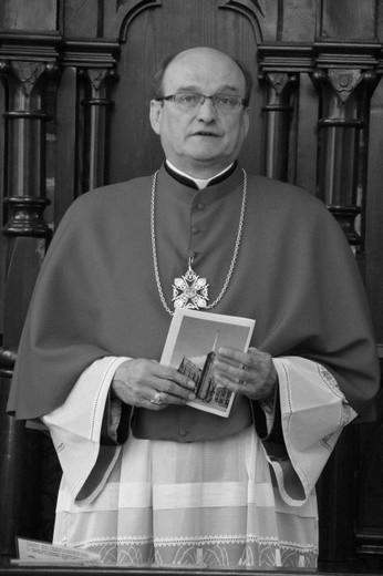 Zmarł ks. Czesław Mazur