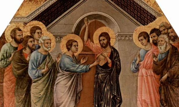 Duccio di Buoninsegna - The Yorck Project: 10.000 Meisterwerke der Malerei. DVD-ROM, 2002. ISBN 3936122202. Distributed by DIRECTMEDIA Publishing GmbH