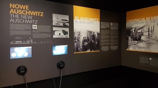 dd8b2bcfe144a8 Nowy oodział Muzeum Zamkowego w Oświęcimiu