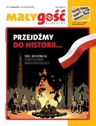 Najnowszy numer MGN 11/2018